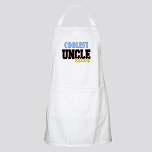 Coolest Uncle BBQ Apron